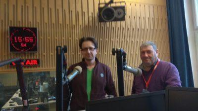 Audio záznám z rohovoru pro Český rozhlas na téma přínos Kabaly pro dnešní dobu